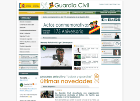 guardiacivil.org