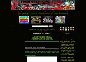 Guardian Graffiti Art » Graffiti Alphabet & Letters / Fonts - 3D