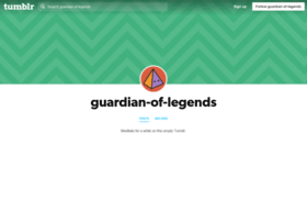 guardian-of-legends.tumblr.com