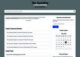 guardiancrosswordsnswers.co.uk