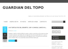 guardiandeltopo.com
