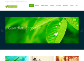 guardianecostore.co.uk