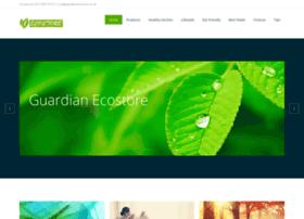 guardianecostore.co.uk