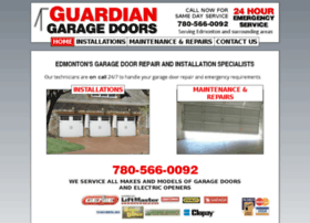 guardiangaragedoors.ca