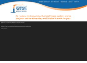 guardiannurses.com