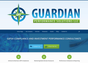 guardianperformancesolutions.com