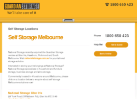 guardianstorage.com.au