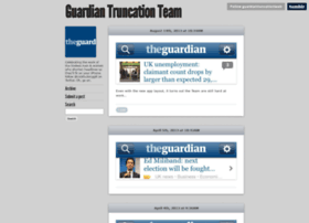 guardiantruncationteam.tumblr.com