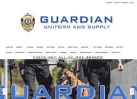 guardianuniform.com
