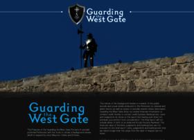 guardingthewestgate.com
