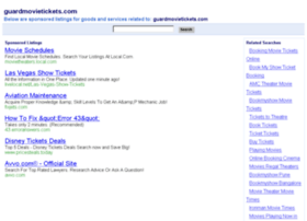 guardmovietickets.com