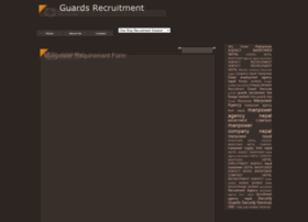 guardsrecruitment.blogspot.com