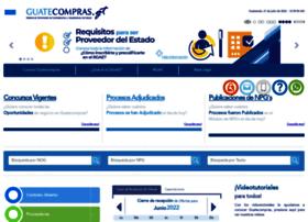 guatecompras.gt