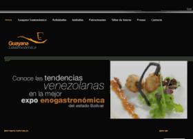 guayanagastronomica.net