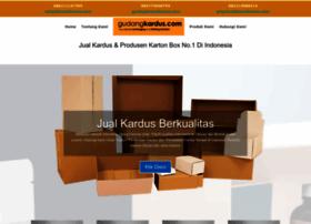 gudangkardus.com