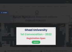 gudgk.edu.pk