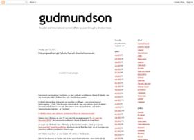 gudmundson.blogspot.com
