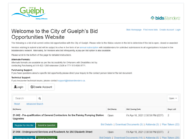 guelph.bidsandtenders.ca