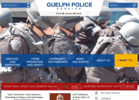 guelphpolice.com