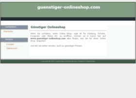 guenstiger-onlineshop.com