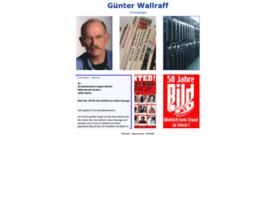 guenter-wallraff.com