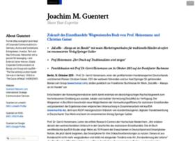 guentert.posthaven.com