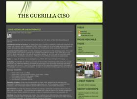 guerilla-ciso.com