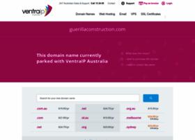 guerillaconstruction.com