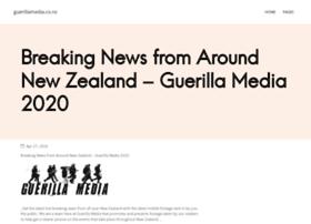 guerillamedia.co.nz