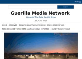 guerillamedianetwork.com