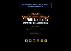 guerillaunion.com