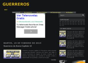 guerrerosdearena.blogspot.com
