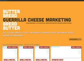 guerrillacheesemarketing.com