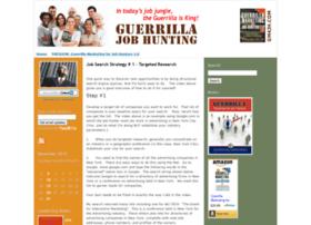 guerrillajobhunting.typepad.com