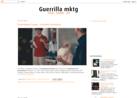 guerrillamktg.blogspot.com