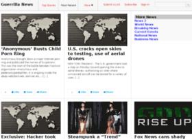 guerrillanews.com