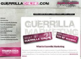 guerrillaonline.com