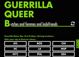 guerrillaqueerbar.com