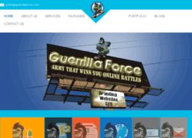 guerrillasplash.com