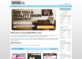 guesswhowins.com