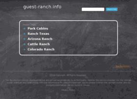 guest-ranch.info