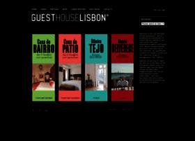 guesthouselisbon.com