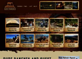 guestranches.com