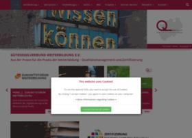 guetesiegelverbund.de