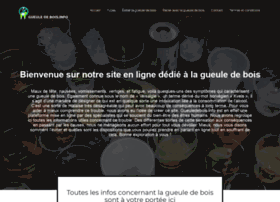 gueuledebois.info