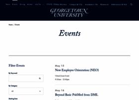 guevents.georgetown.edu