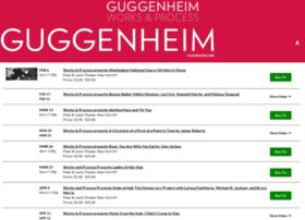 guggenheim.tix.com