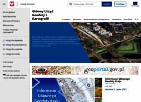gugik.gov.pl