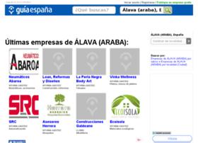 guia-alava-araba.guiaespana.com.es