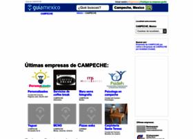 guia-campeche.guiamexico.com.mx